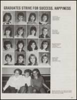 1985 Good Counsel High School Yearbook Page 134 & 135