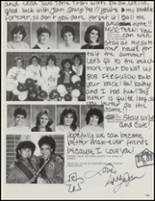 1985 Good Counsel High School Yearbook Page 138 & 139