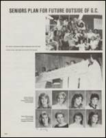 1985 Good Counsel High School Yearbook Page 140 & 141