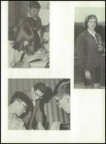 1967 Champlain Valley Union High School Yearbook Page 10 & 11