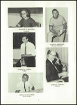 1967 Champlain Valley Union High School Yearbook Page 14 & 15