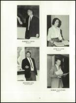 1967 Champlain Valley Union High School Yearbook Page 20 & 21