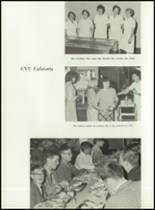 1967 Champlain Valley Union High School Yearbook Page 26 & 27