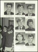 1967 Champlain Valley Union High School Yearbook Page 30 & 31