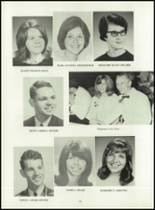 1967 Champlain Valley Union High School Yearbook Page 36 & 37