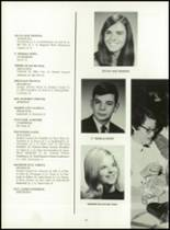 1967 Champlain Valley Union High School Yearbook Page 38 & 39
