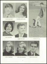1967 Champlain Valley Union High School Yearbook Page 40 & 41