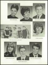 1967 Champlain Valley Union High School Yearbook Page 42 & 43