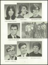 1967 Champlain Valley Union High School Yearbook Page 44 & 45