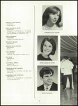 1967 Champlain Valley Union High School Yearbook Page 46 & 47
