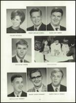 1967 Champlain Valley Union High School Yearbook Page 52 & 53