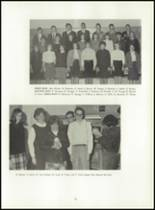 1967 Champlain Valley Union High School Yearbook Page 58 & 59