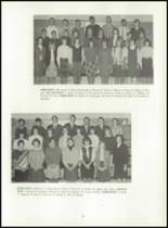 1967 Champlain Valley Union High School Yearbook Page 62 & 63