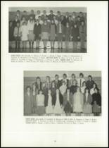 1967 Champlain Valley Union High School Yearbook Page 64 & 65