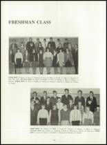 1967 Champlain Valley Union High School Yearbook Page 66 & 67