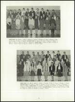 1967 Champlain Valley Union High School Yearbook Page 68 & 69