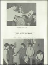 1967 Champlain Valley Union High School Yearbook Page 76 & 77