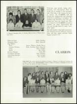 1967 Champlain Valley Union High School Yearbook Page 82 & 83