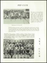 1967 Champlain Valley Union High School Yearbook Page 92 & 93