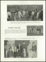 1967 Champlain Valley Union High School Yearbook Page 98 & 99
