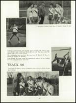 1967 Champlain Valley Union High School Yearbook Page 100 & 101