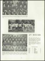 1967 Champlain Valley Union High School Yearbook Page 104 & 105