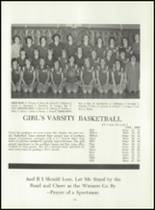 1967 Champlain Valley Union High School Yearbook Page 106 & 107