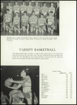 1967 Champlain Valley Union High School Yearbook Page 108 & 109
