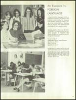 1971 Hopewell High School Yearbook Page 30 & 31