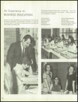 1971 Hopewell High School Yearbook Page 32 & 33