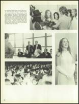 1971 Hopewell High School Yearbook Page 42 & 43