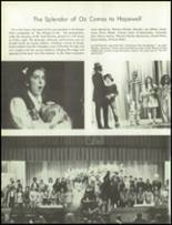 1971 Hopewell High School Yearbook Page 52 & 53