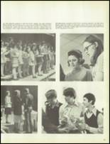 1971 Hopewell High School Yearbook Page 54 & 55