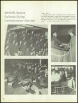 1971 Hopewell High School Yearbook Page 70 & 71