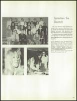 1971 Hopewell High School Yearbook Page 124 & 125