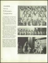 1971 Hopewell High School Yearbook Page 130 & 131