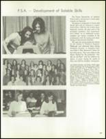 1971 Hopewell High School Yearbook Page 132 & 133