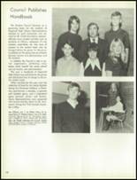 1971 Hopewell High School Yearbook Page 136 & 137