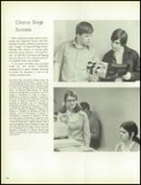 1971 Hopewell High School Yearbook Page 138 & 139