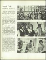 1971 Hopewell High School Yearbook Page 142 & 143
