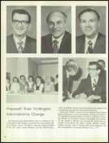 1971 Hopewell High School Yearbook Page 150 & 151