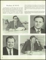 1971 Hopewell High School Yearbook Page 152 & 153