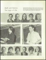 1971 Hopewell High School Yearbook Page 154 & 155