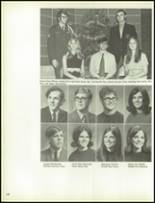 1971 Hopewell High School Yearbook Page 164 & 165
