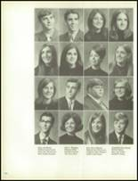 1971 Hopewell High School Yearbook Page 166 & 167