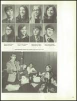 1971 Hopewell High School Yearbook Page 176 & 177