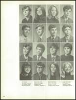 1971 Hopewell High School Yearbook Page 184 & 185