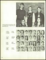 1971 Hopewell High School Yearbook Page 190 & 191