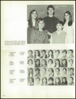 1971 Hopewell High School Yearbook Page 200 & 201