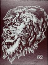 1982 Yearbook Ennis High School